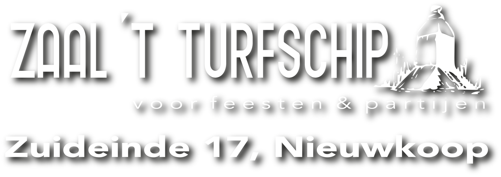 turfschip-wit